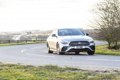 2021 Mercedes-Benz E 220 d - UK version 75