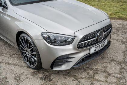 2021 Mercedes-Benz E 220 d - UK version 78