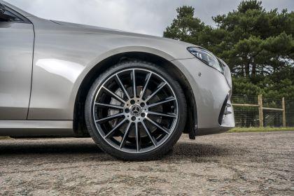 2021 Mercedes-Benz E 220 d - UK version 79