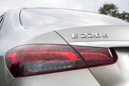 2021 Mercedes-Benz E 220 d - UK version 83