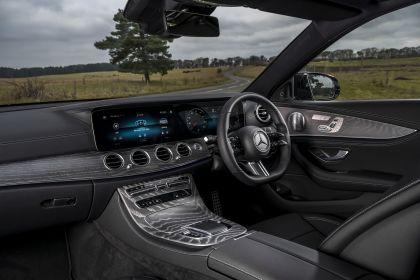 2021 Mercedes-Benz E 220 d - UK version 93