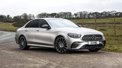 2021 Mercedes-Benz E 220 d - UK version 8