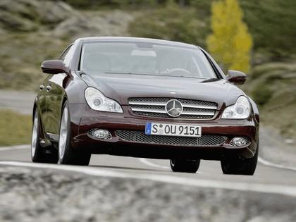 2008 Mercedes-Benz CLS-klasse 1