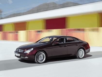 2008 Mercedes-Benz CLS-klasse 20