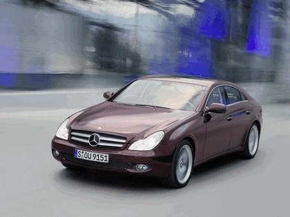 2008 Mercedes-Benz CLS-klasse 21
