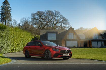 2021 Mercedes-AMG E 63 S 4Matic+ Estate - UK version 1