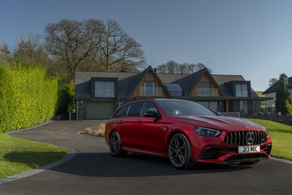 2021 Mercedes-AMG E 63 S 4Matic+ Estate - UK version 2