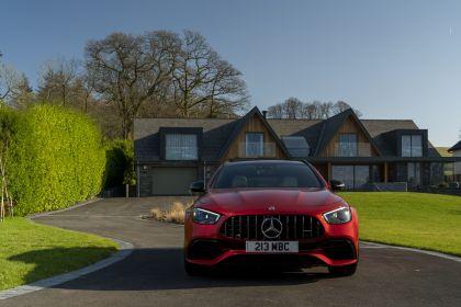 2021 Mercedes-AMG E 63 S 4Matic+ Estate - UK version 4