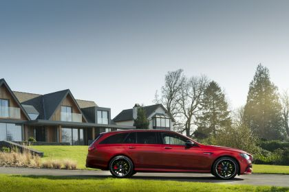 2021 Mercedes-AMG E 63 S 4Matic+ Estate - UK version 5