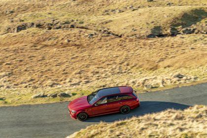 2021 Mercedes-AMG E 63 S 4Matic+ Estate - UK version 40