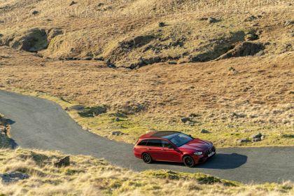 2021 Mercedes-AMG E 63 S 4Matic+ Estate - UK version 41