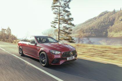 2021 Mercedes-AMG E 63 S 4Matic+ Estate - UK version 80