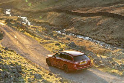 2021 Mercedes-AMG E 63 S 4Matic+ Estate - UK version 89
