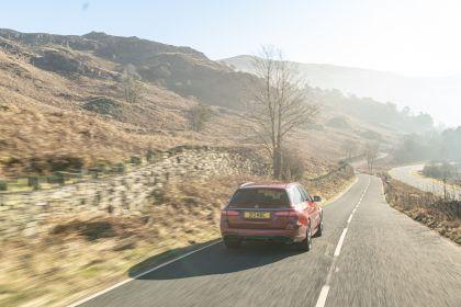 2021 Mercedes-AMG E 63 S 4Matic+ Estate - UK version 94