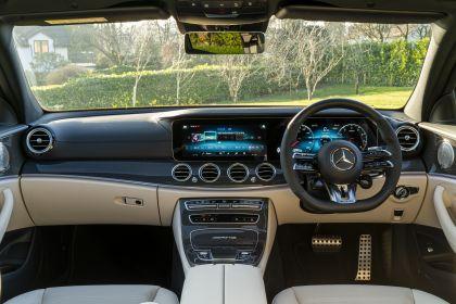 2021 Mercedes-AMG E 63 S 4Matic+ Estate - UK version 107