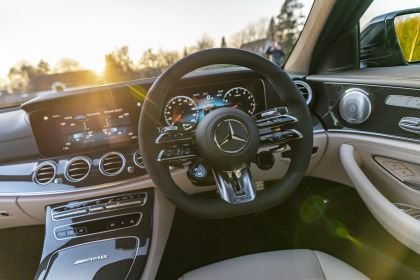 2021 Mercedes-AMG E 63 S 4Matic+ Estate - UK version 109