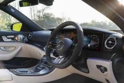 2021 Mercedes-AMG E 63 S 4Matic+ Estate - UK version 110