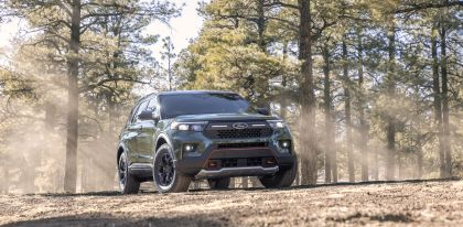 2021 Ford Explorer Timberline 1