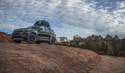 2021 Ford Explorer Timberline 4