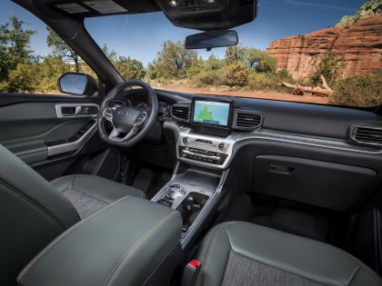 2021 Ford Explorer Timberline 11
