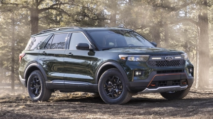 2021 Ford Explorer Timberline 3