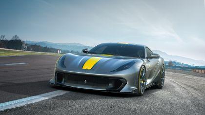 2021 Ferrari 812 Competizione 1