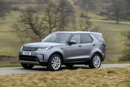 2021 Land Rover Discovery D300 MHEV SE 1