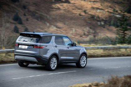 2021 Land Rover Discovery D300 MHEV SE 2