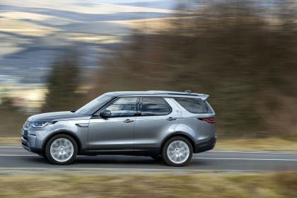 2021 Land Rover Discovery D300 MHEV SE 3