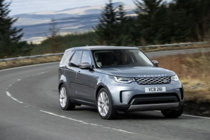 2021 Land Rover Discovery D300 MHEV SE 4