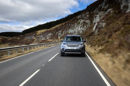 2021 Land Rover Discovery D300 MHEV SE 5