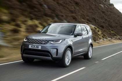 2021 Land Rover Discovery D300 MHEV SE 6