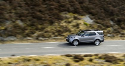 2021 Land Rover Discovery D300 MHEV SE 7