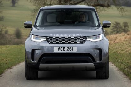 2021 Land Rover Discovery D300 MHEV SE 11
