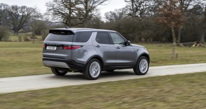 2021 Land Rover Discovery D300 MHEV SE 12