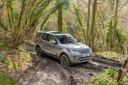 2021 Land Rover Discovery D300 MHEV SE 14