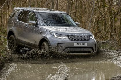 2021 Land Rover Discovery D300 MHEV SE 15