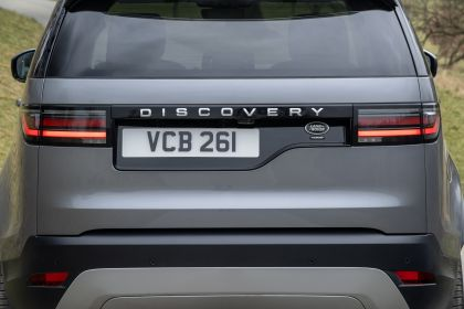 2021 Land Rover Discovery D300 MHEV SE 42
