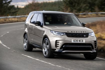 2021 Land Rover Discovery P360 MHEV R-Dynamic S 1