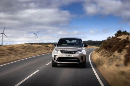 2021 Land Rover Discovery P360 MHEV R-Dynamic S 2