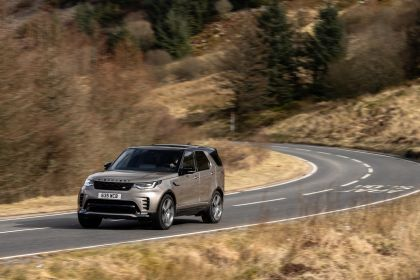 2021 Land Rover Discovery P360 MHEV R-Dynamic S 3