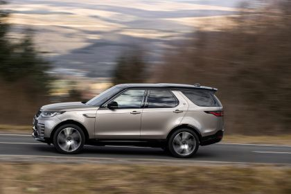 2021 Land Rover Discovery P360 MHEV R-Dynamic S 4