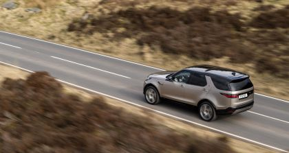2021 Land Rover Discovery P360 MHEV R-Dynamic S 6