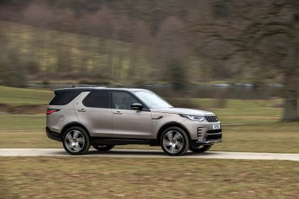 2021 Land Rover Discovery P360 MHEV R-Dynamic S 7