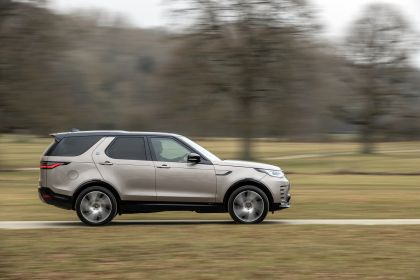 2021 Land Rover Discovery P360 MHEV R-Dynamic S 8