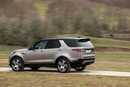 2021 Land Rover Discovery P360 MHEV R-Dynamic S 10