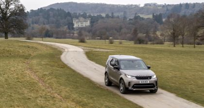 2021 Land Rover Discovery P360 MHEV R-Dynamic S 13