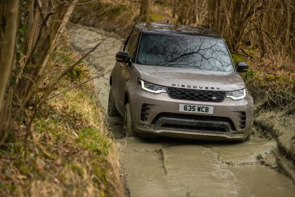2021 Land Rover Discovery P360 MHEV R-Dynamic S 15