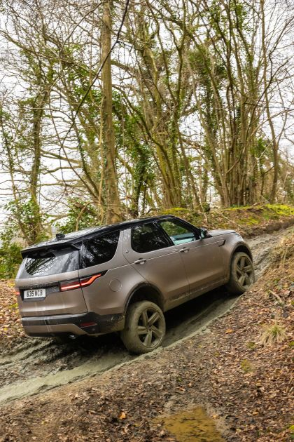 2021 Land Rover Discovery P360 MHEV R-Dynamic S 19