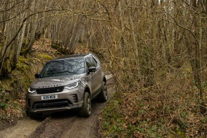 2021 Land Rover Discovery P360 MHEV R-Dynamic S 20